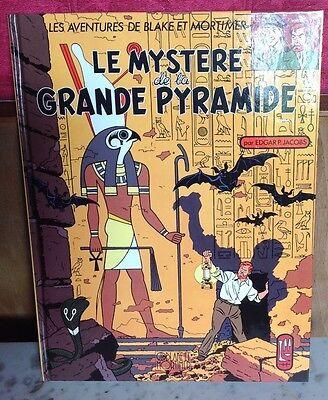 Blake et Mortimer: Le Mystère de la Grande Pyramide - Tome 1