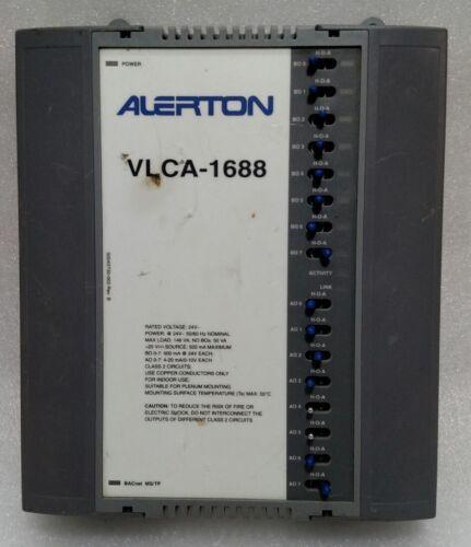 Alerton Vlca-1688 Advanced Vlc 50043722-001 Rev. D Logic Controller
