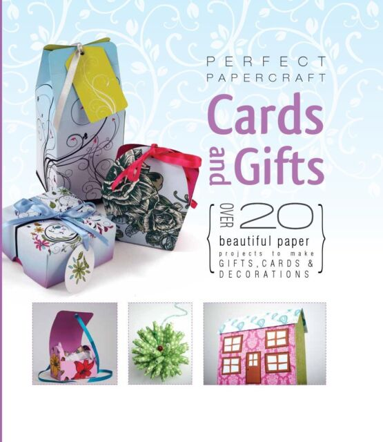 PERFECT PAPERCRAFT CARDS & GIFTS 20+ PROJECTS DECORATIONS HAND MADE IDEAS XMAS