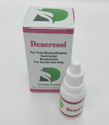 Dengen Dencresol Formocresol Dental Root Canal Pediatrics Pulp Devitalizer