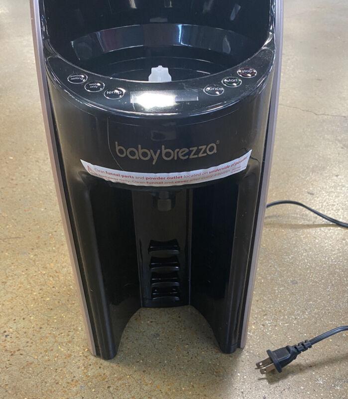 SEE NOTES Baby Brezza Formula Pro Advanced Dispenser Machine Rose Gold Automatic