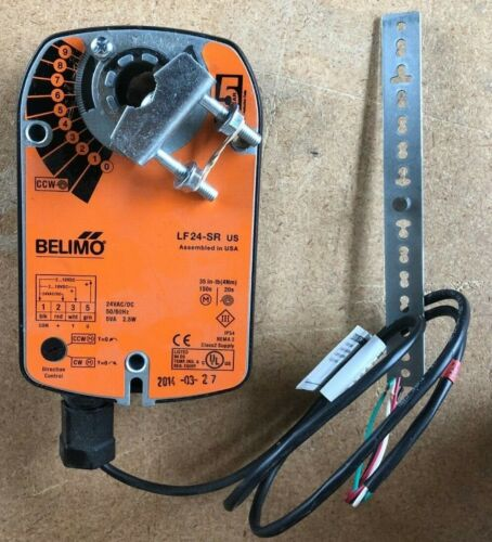 Belimo LF24-SR US Spring Return Actuator