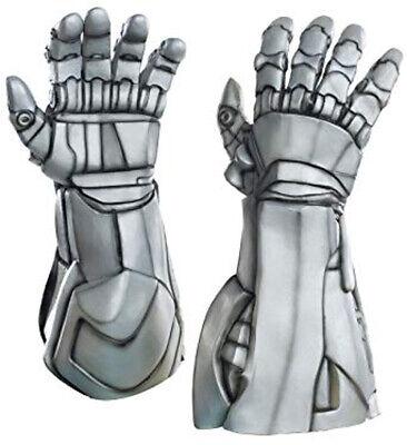 Roboter Cyborg Android Waffen Hände Erwachsene Halloween Kostüm Handschuhe L 17 (Roboter Kostüm Handschuhe)