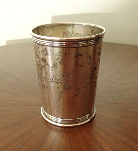 LUNT Sterling Silver MINT JULEP Cup #3759 147.2g - NO MONO - EX!