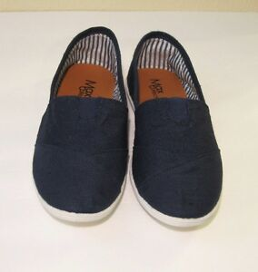 New Canvas Shoes
