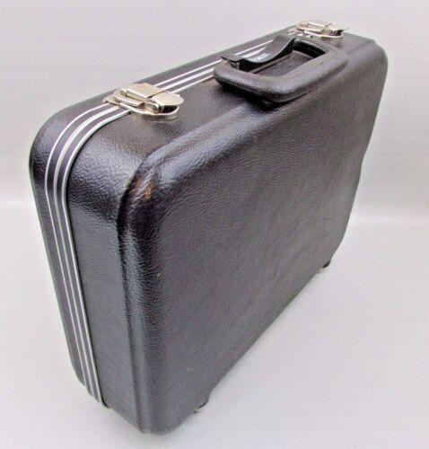 """VINTAGE PLATT HARD CASE camera tool 16"""" x 13"""" x 5"""" empty interior"""