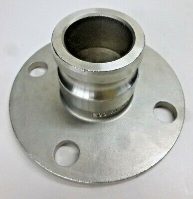 New Dixon Stainless Steel Flange Adapter 2 200-al-ss