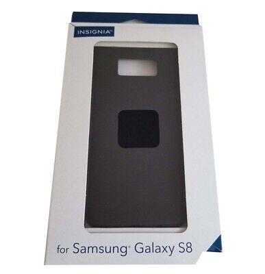 NEW Samsung Galaxy S8 Case Cover Skin Soft Shell Case Black TPU Flexible Plastic