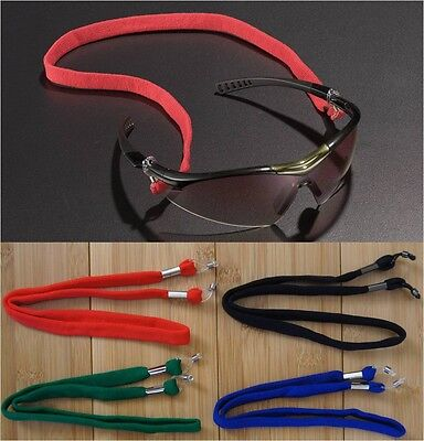 12 pcs nylon (4 colors) Sunglasses / Eyeglasses Straps, Cords, holder, retainer