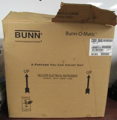 Bunn-o-matic Cw15-tc Pf Coffee Brewer 120v 23001.0040 W