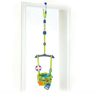 Baby Einstein Sea & Discover Door Jumper, Green