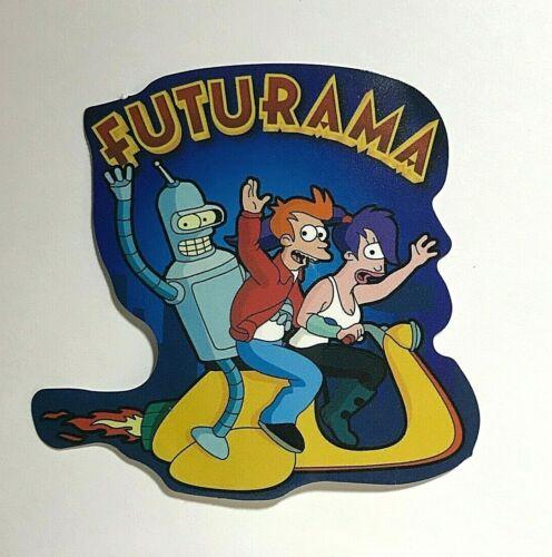 Futurama Sticker • Bender Fry Leela Adult Swim Star Trek • Skate xbox ps • Gift