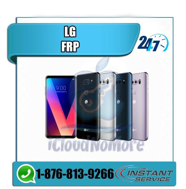 LG Google FRP Removal Service