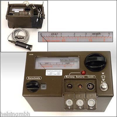Frieseke & Hoepfner SV500 Radiation Measurement Set ,Version 1, geprüft