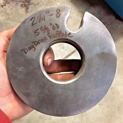 Metal Lathe Dog Drive Face Plate 2-14-8 Tpi South Bend Lathe Heavy 10 13