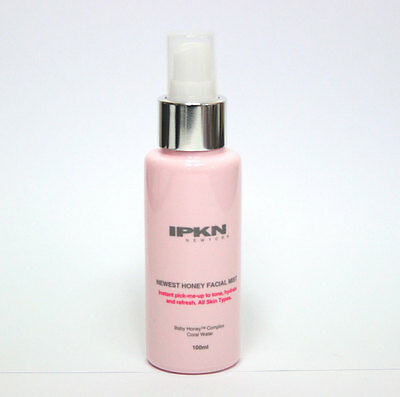 [IPKN] Newest honey facial mist 100ml / hydrate and refresh / Korean Cosmetics