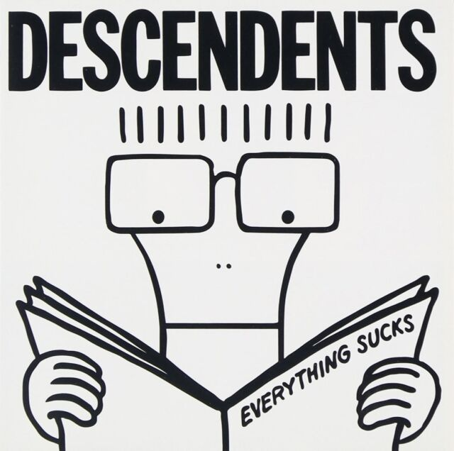 DESCENDENTS - EVERYTHING SUCKS   VINYL LP NEU