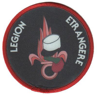 Fremdenlegion Aufnäher/Patch Legion Etrangere/Frankreich/Elite