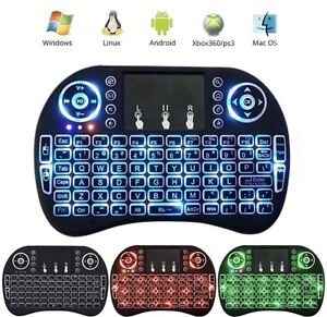 Rii i8 2.4GHz Wireless Keyboard Mini for PC Andriod TV  Xbox .