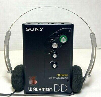 Sony WM-DD1, Walkman And Headset Parts and Repair