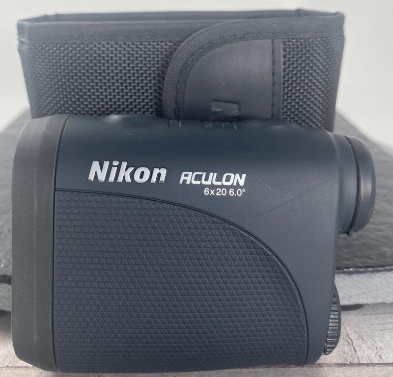 Nikon Aculon 8397 Rangefinder 6x20 6.0 Degrees