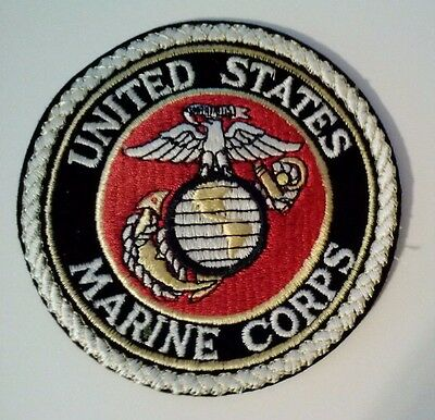 """United States Marine Corps Patch   4"""""""