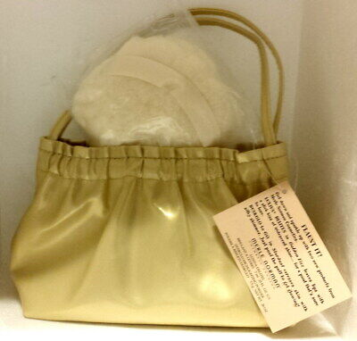 - Powder Puff Bag