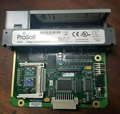 Prosoft Communications Module Mvi46