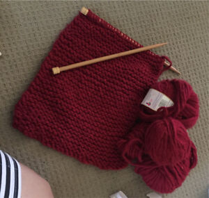 Knitting Needles & Wool Carlton Melbourne City Preview