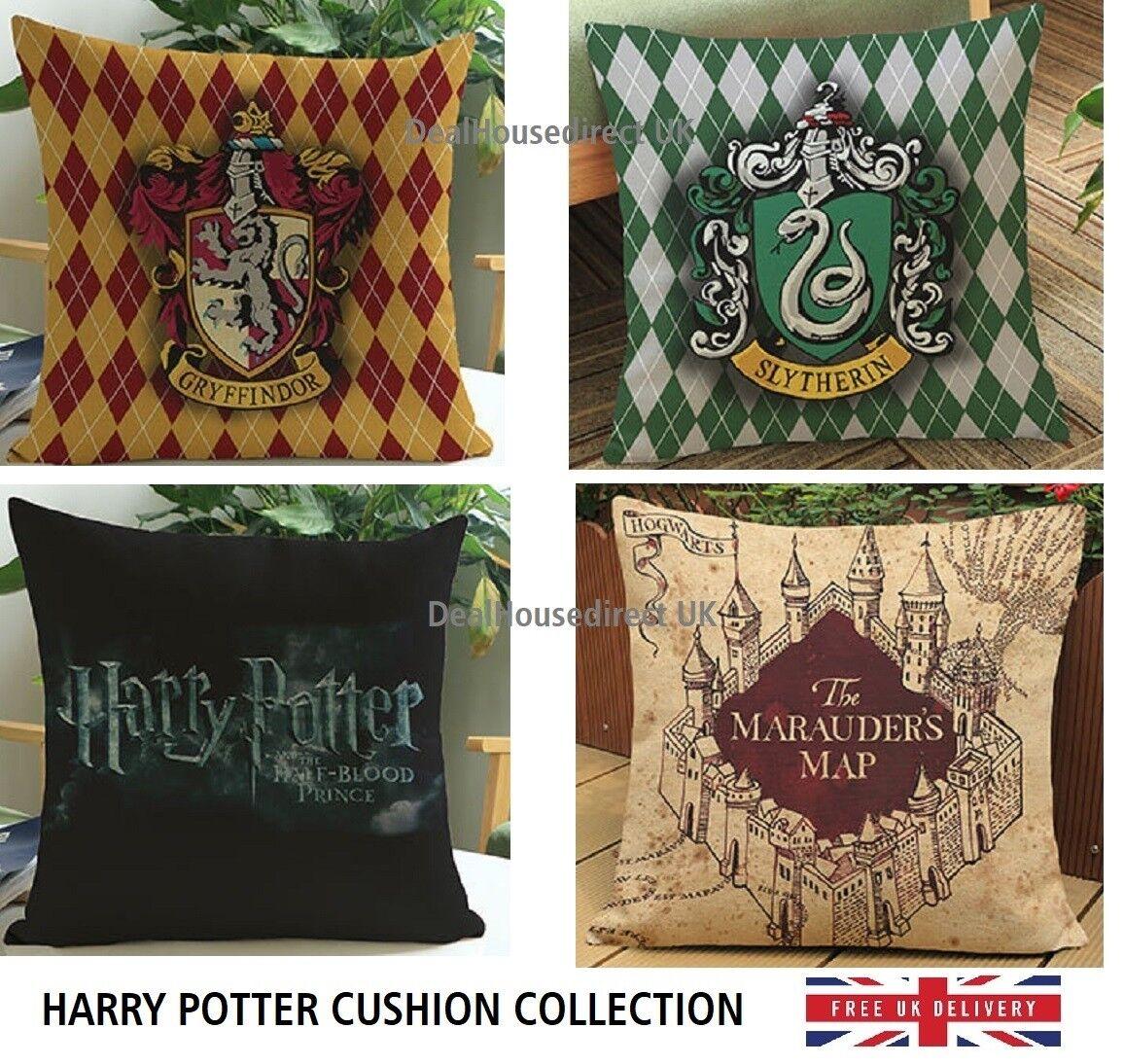Cartoon Harry Potter Pillow Cushion