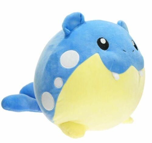 "30cm 12"" Pokemon Spheal Plush Toy Soft Doll Animal Stuffed Plush Doll Gift"