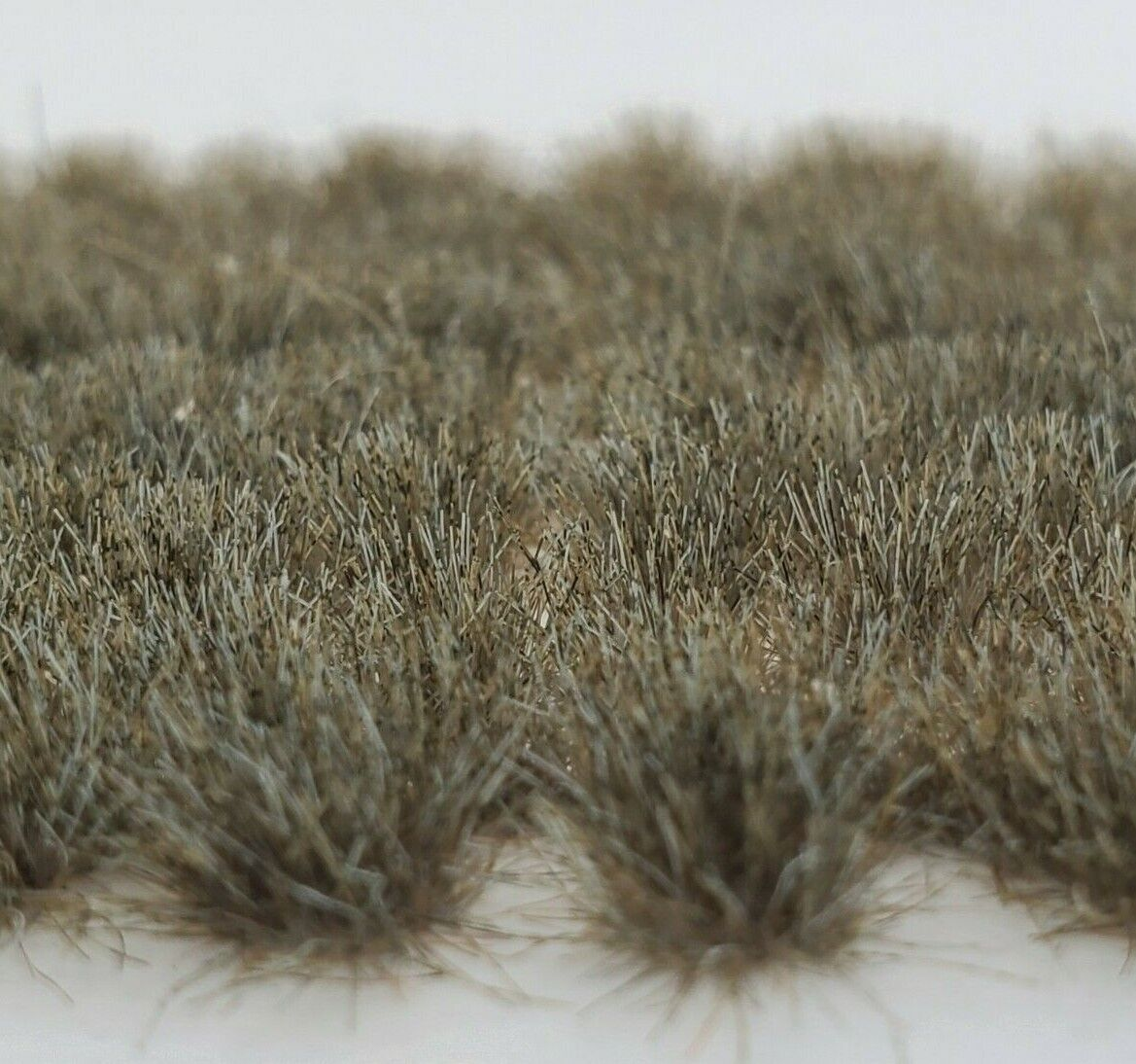 Self Adhesive Static Grass Tufts for Miniature Scenery -Eerie Swamp- 6mm