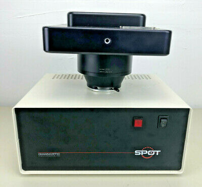 Diagnostic Instruments Microscope Camera Spot 1.3.0 With Power Supply Sp401-115