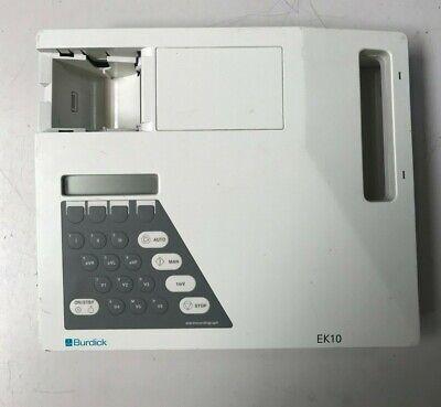 Siemens Burdick Ek10 Electrocardiograph Ekgecg Machine