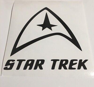 Roddenberry Star Trek Trek Fish Emblem