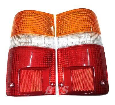 Fit 89-92 93 94 95 TOYOTA Hilux Mk3 Ln Rn PICKUP TAIL LIGHT LAMP Lens 4 Screw, usado comprar usado  Enviando para Brazil