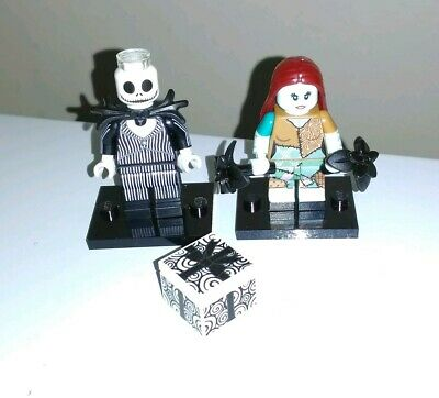 LEGO Minifigs Disney Series 2 - Jack & Sally The Nightmare Before Christmas