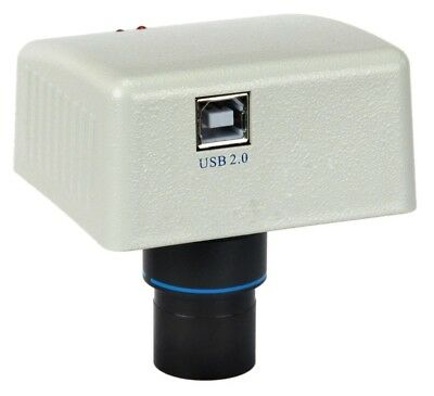 2.0mp Digital Camera For Microscope Works On Win 3264 And Mac Operating Systems