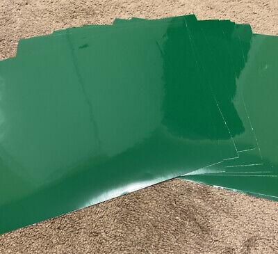 Vinyl Cricut Oracal High Performance Cast 751 5 12x12 Sheets Green