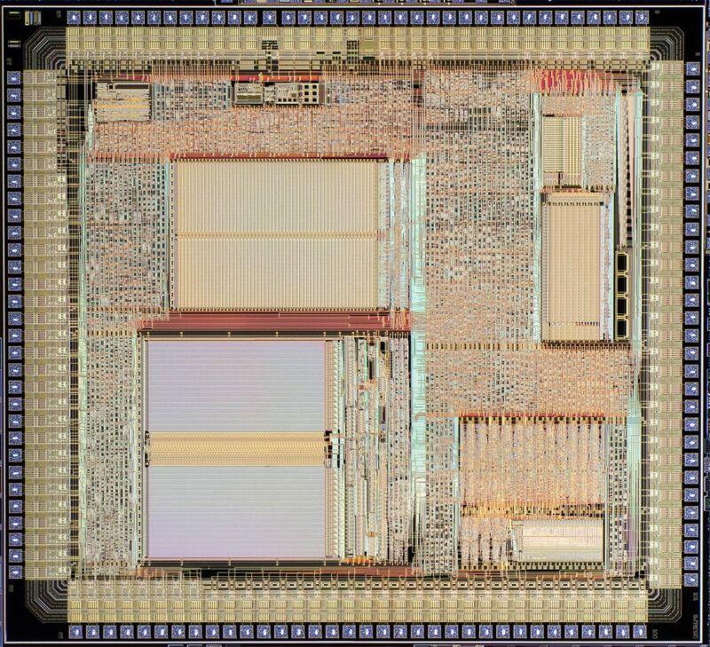 36pcs Samsung S3P72B9 4bit SAM47 4bit MCU silicon dies wafer FREE SHIPPING