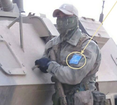 Moscow's other army in Syria Private Military Contractor PMC Turan Insignia