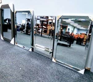 MIRROR LIQUIDATION!!! - VARIOUS STYLES & SIZES $30 & UP