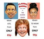 Classic Personalised Face Masks