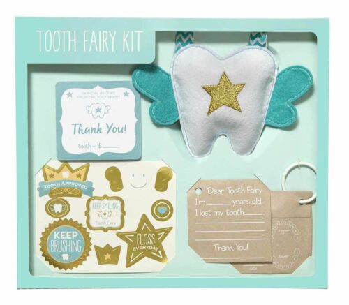 C.R. Gibson Tooth Fairy Kit (BTFK-16792)