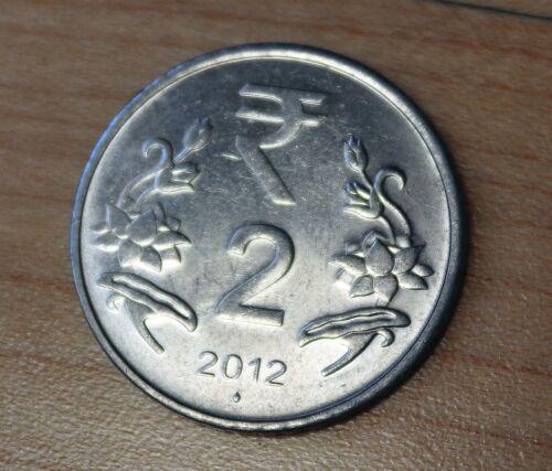 2012 India 2 Rupees