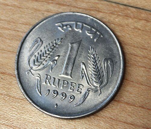 1999 India 1 Rupee