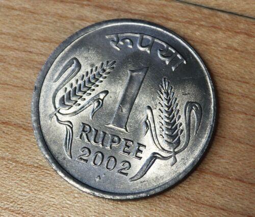 2002 India 1 Rupee