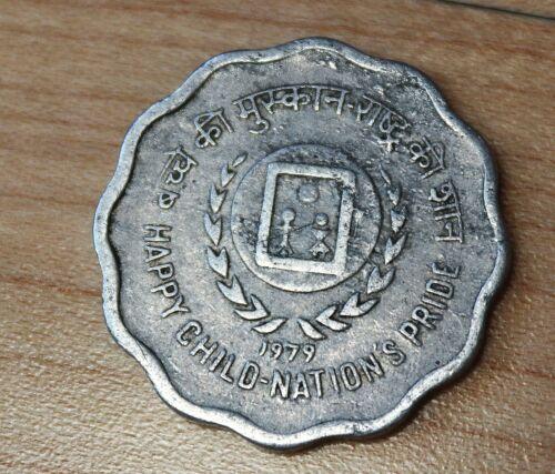 1979 India 10 Paise