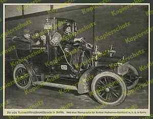 taxi chauffeurin elisabeth von papp berlin auto adler wagen kandelhardt ag 1908. Black Bedroom Furniture Sets. Home Design Ideas