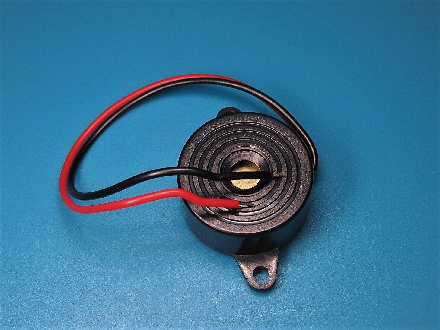 2pcs Summer 3-24V 22x10mm Buzzer Beeper Piezo Pieper Alarm 12V 95DB